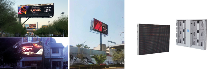 LEDPixel Outdoor Display